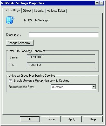 Universal Group Membership Caching
